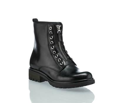 Oxmox Oxmox Polly boot à lacet femmes noir