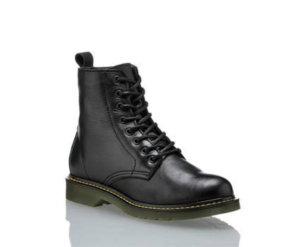 Oxmox Oxmox boot da allacciare donna nero