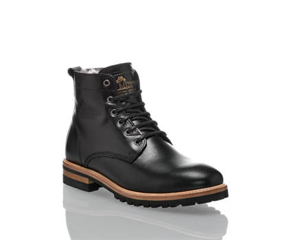 Panama Jack Panama Jack Emery Igloo C3 boot à lacet hommes noir