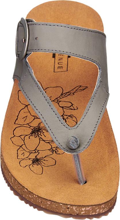 5th Avenue Pantolette  grau