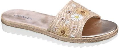 Catwalk Pantolette beige-pink