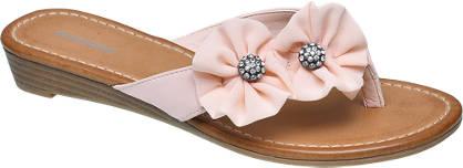 Graceland Pantolette rosa
