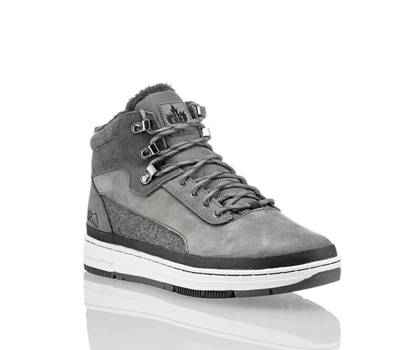 Park Authority Park Authority Le Fur Smu boot da allacciare uomo grigio