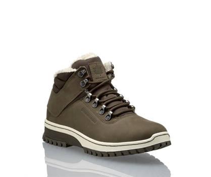 Park Authority Park Authority Territory boot à lacet hommes brun