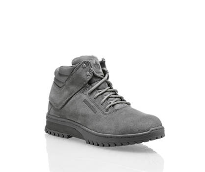 Park Authority Park Authority Territory boot da allacciare uomo grigio
