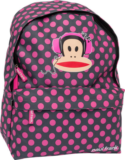 Girls Paul Frank BackPack