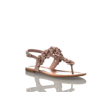Pesaro Pesaro sandalette plate femmes