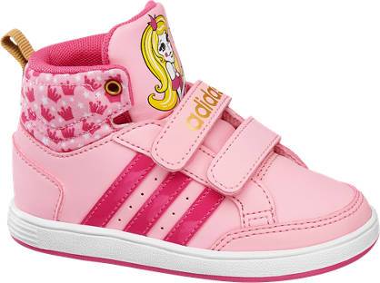 adidas neo label Pink HOOPS CMF MID INF sportcipő