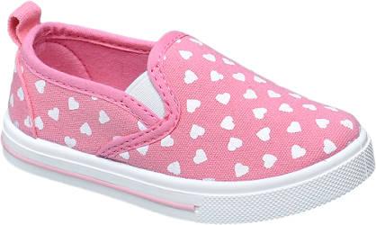 Cupcake Couture Pink házicipő