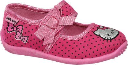 Hello Kitty Pink házicipő