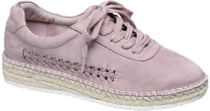 Graceland Pink színű espadrilles