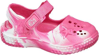 Cupcake Couture Pink tépőzáras klumpa