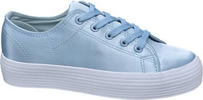 Vty Platform szatén sneaker