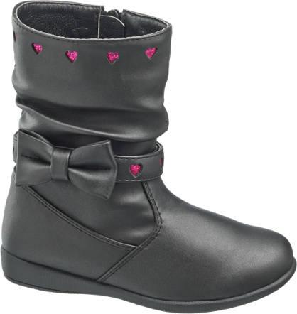 Cupcake Couture Plitke čizme sa patentnim zatvaračem