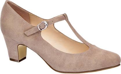 Graceland Pántos női körömcipő