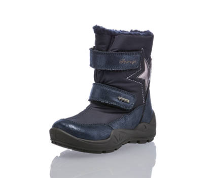 Primigi Primigi GoreTex chaussure pour la neige filles bleu