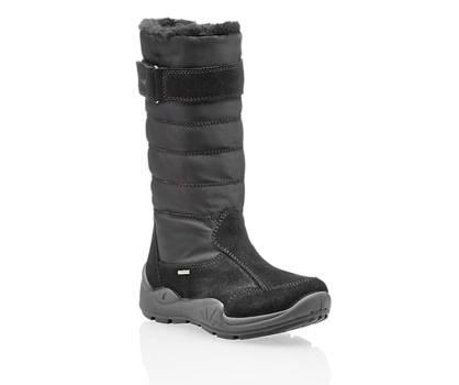 Primigi Primigi GoreTex chaussure pour la neige filles noir