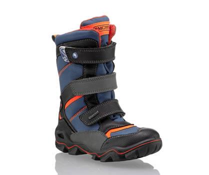 Primigi Primigi GoreTex chaussure pour la neige garçons bleu