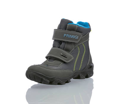 Primigi Primigi GoreTex chaussure pour la neige garçons gris