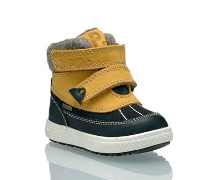 Primigi Primigi GoreTex chaussure pour la neige garçons jaune