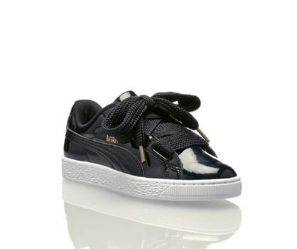 Puma Puma Basket Heart Patent Femmes Sneaker