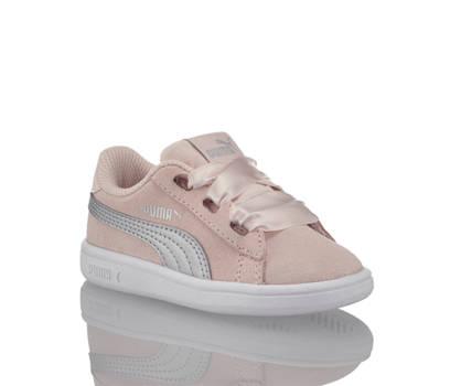 Puma Puma Smash Ribbon Mädchen Sneaker