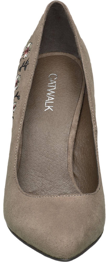 Catwalk Pumps braun