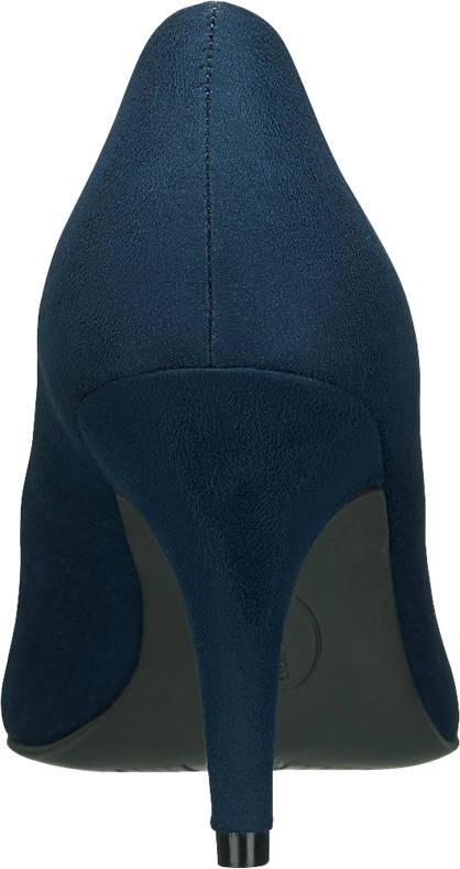 Graceland Pumps blau