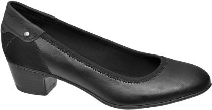 Graceland Pumps schwarz