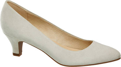 5th Avenue Pumps grau