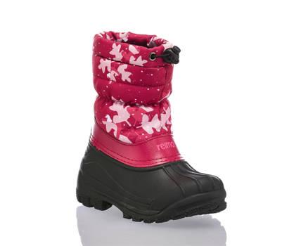 Reima Reima Nefar chaussure pour la neige filles rose vif