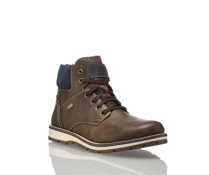 Rieker Rieker California boot à lacet hommes brun
