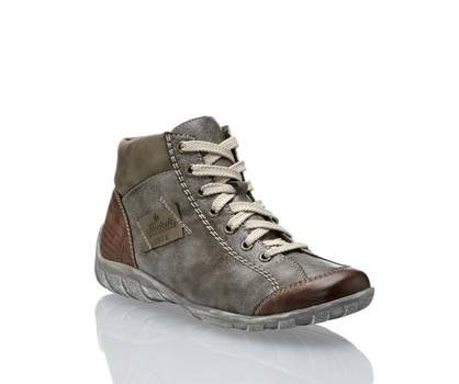 Rieker Rieker calzature da allacciare donna taupe