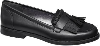 Graceland Rojtos női loafer