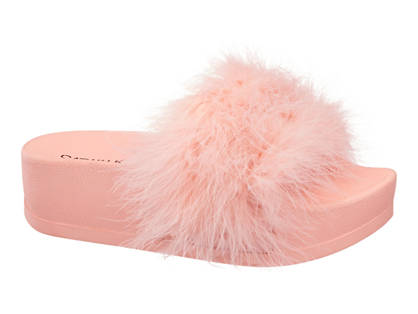 Catwalk Rózsaszín női papucs