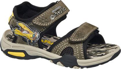 Bobbi-Shoes Sandal Blinkende Lys