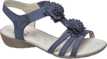 Easy Street Sandale  blau