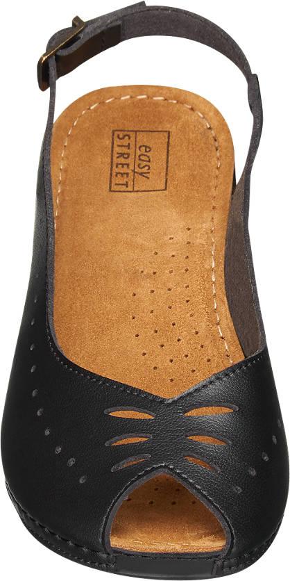 Easy Street Sandale  schwarz