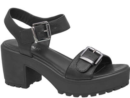 Catwalk Sandale sa gumenim đonom
