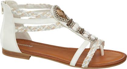 Graceland Sandale sa ukrasom