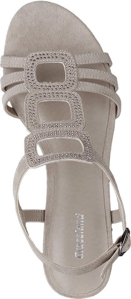 Graceland Sandale beige