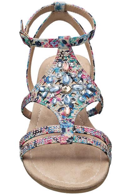 Graceland Sandale multicolor