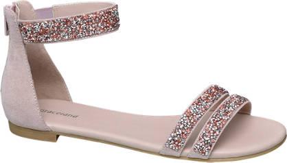 Graceland Sandale pink
