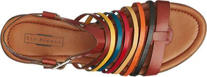 5th Avenue Sandale braun