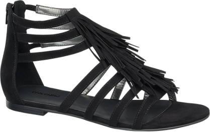 Graceland Sandalet Med Frynser