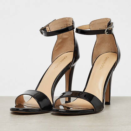 Catwalk Sandalette  schwarz