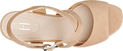 5th Avenue Sandalette  beige