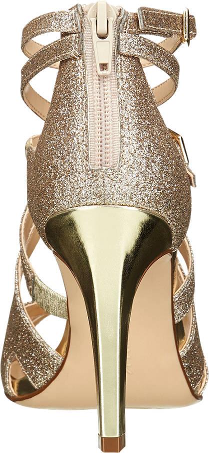 Catwalk Sandalette gold