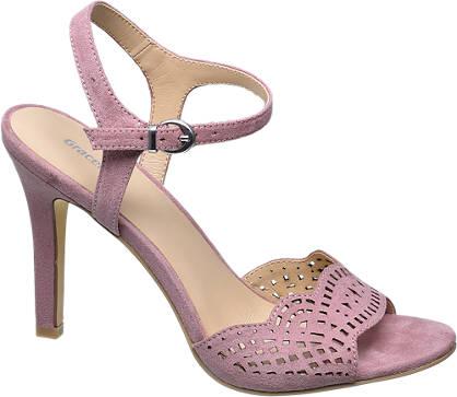 Graceland Sandalette pink