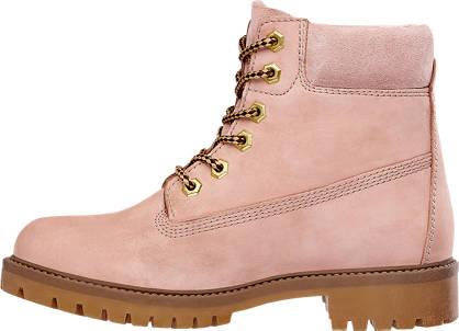 Landrover Schnürboots pink